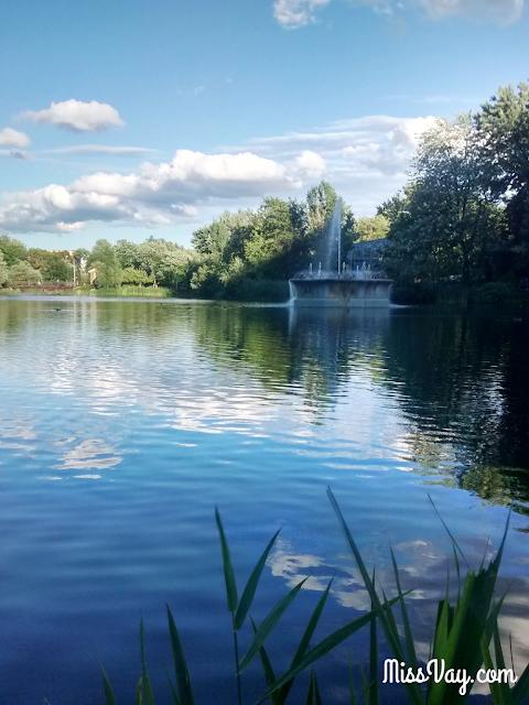 Le parc Lafontaine Montréal