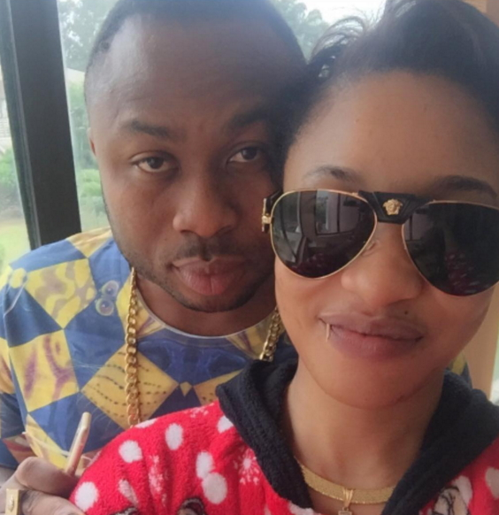 tonto dikeh marriage crashed