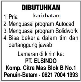 PT. Elsindo Indonesia