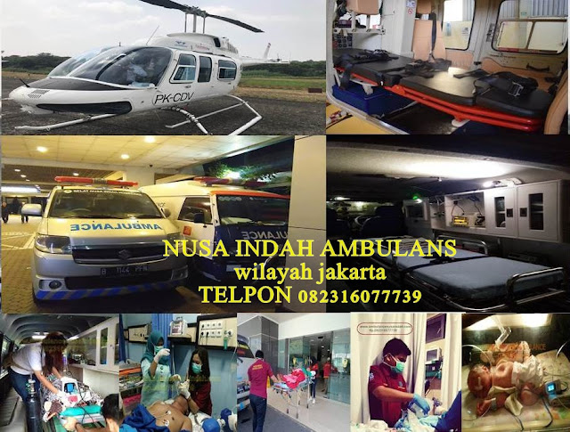 ambulans nusa indah