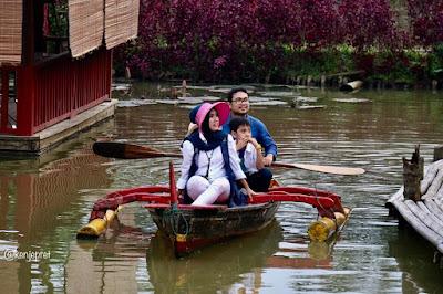 Harga Tiket Dan Lokasi The Le Hu Garden Medan