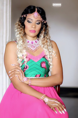 You won't believe she's 'After-four': Actress Nkiru Umeh displays incredible hot body in new photos