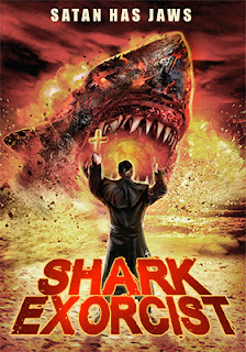 DVD & Blu-ray Release Report, Shark Exorcist, Ralph Tribbey