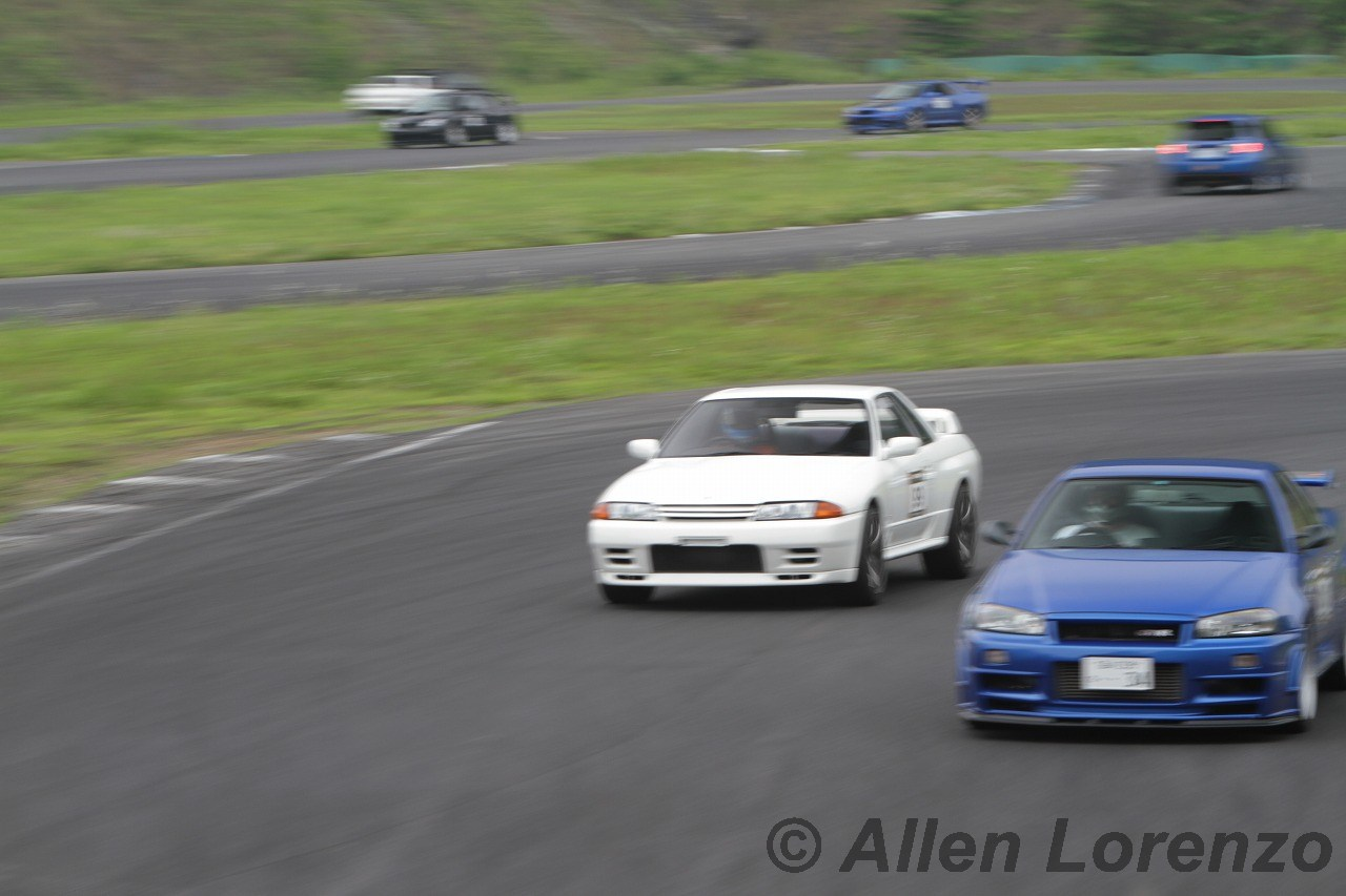 One Man's Lonely Adventures In His R33 Skyline GT-R: Tarzan