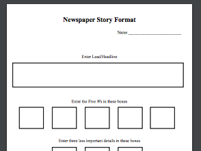 6 Great Tools for Creating Classroom Newspapers