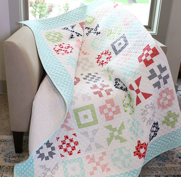 Carried Away Quilting: 2017 Patchwork Quilt Along with Fat Quarter ... : patchwork and quilting blogs - Adamdwight.com
