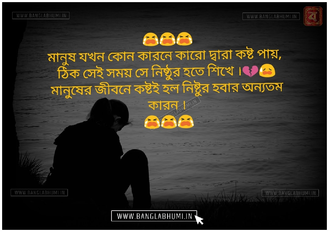 Bangla Whatsapp & Facebook Sad Love Shayari Status Free Download & share