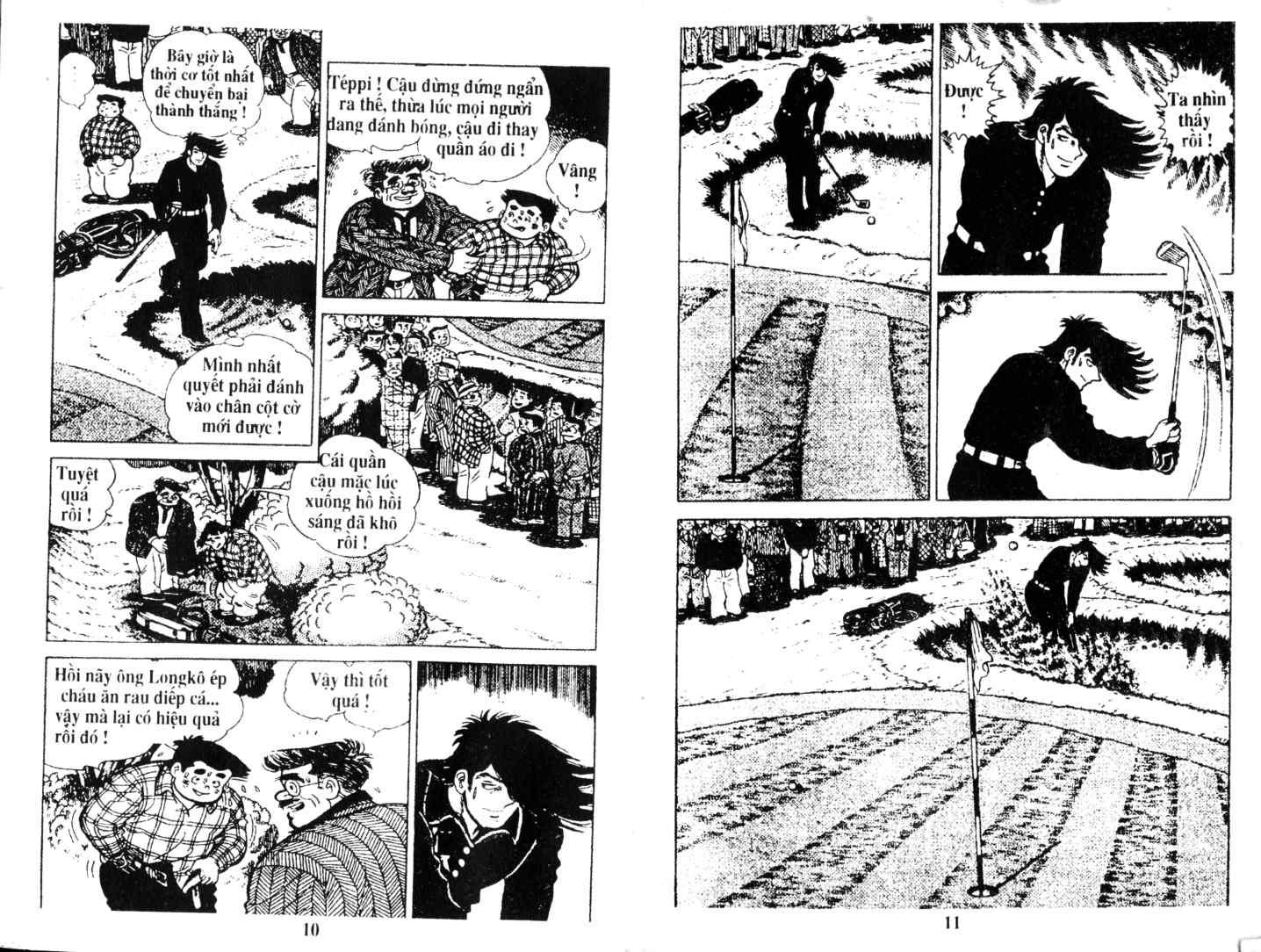 Ashita Tenki ni Naare chapter 7 trang 4