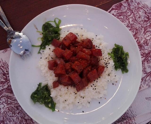 Spicy Tuna, azotea El Paracaidista