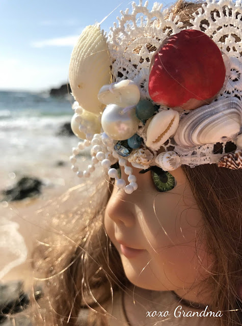 how to make a mermaid costume for a child