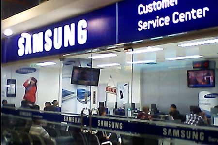 Alamat & Nomor Telepon Service Center Samsung Bekasi