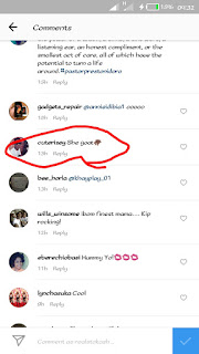 "Annie Idebia blast Instagram User For Calling Her ""Goat"""