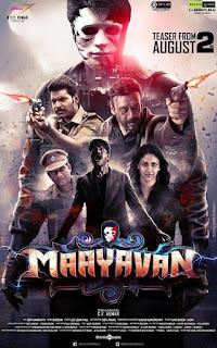 Maayavan (2018) Hindi Dubbed HDRip | 720p | 480p