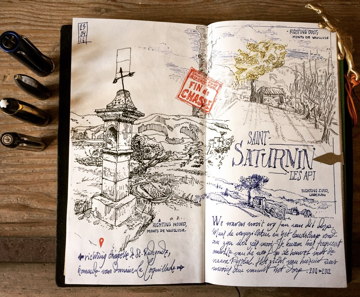 14-Saint-Saturnin-les-Apt-dessinauteur-Urban-Sketches-and-Travel-Journals-on-Moleskine-www-designstack-co