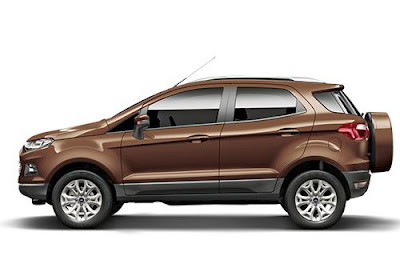 New 2016 Ford EcoSport Black Signature Edition HD Images