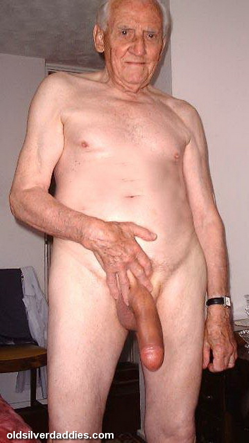 NAKED GRANDPA GAY