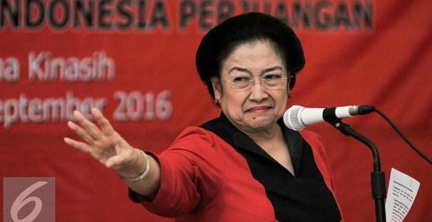 Megawati: Kasihan Jokowi, Diomongin Jelek-Jelek Terus Kayak Gak Ada Bagusnya