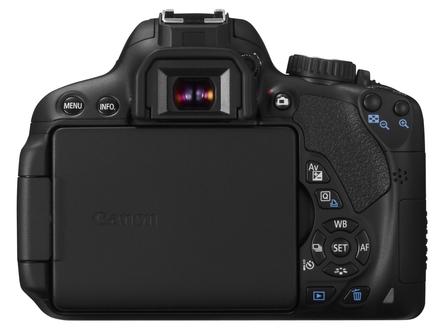 Canon EOS 650D Harga Spesifikasi, Kamera DSLR entry-level Dengan sensor CMOS 18-megapixels dan prosesor DIGIC 5