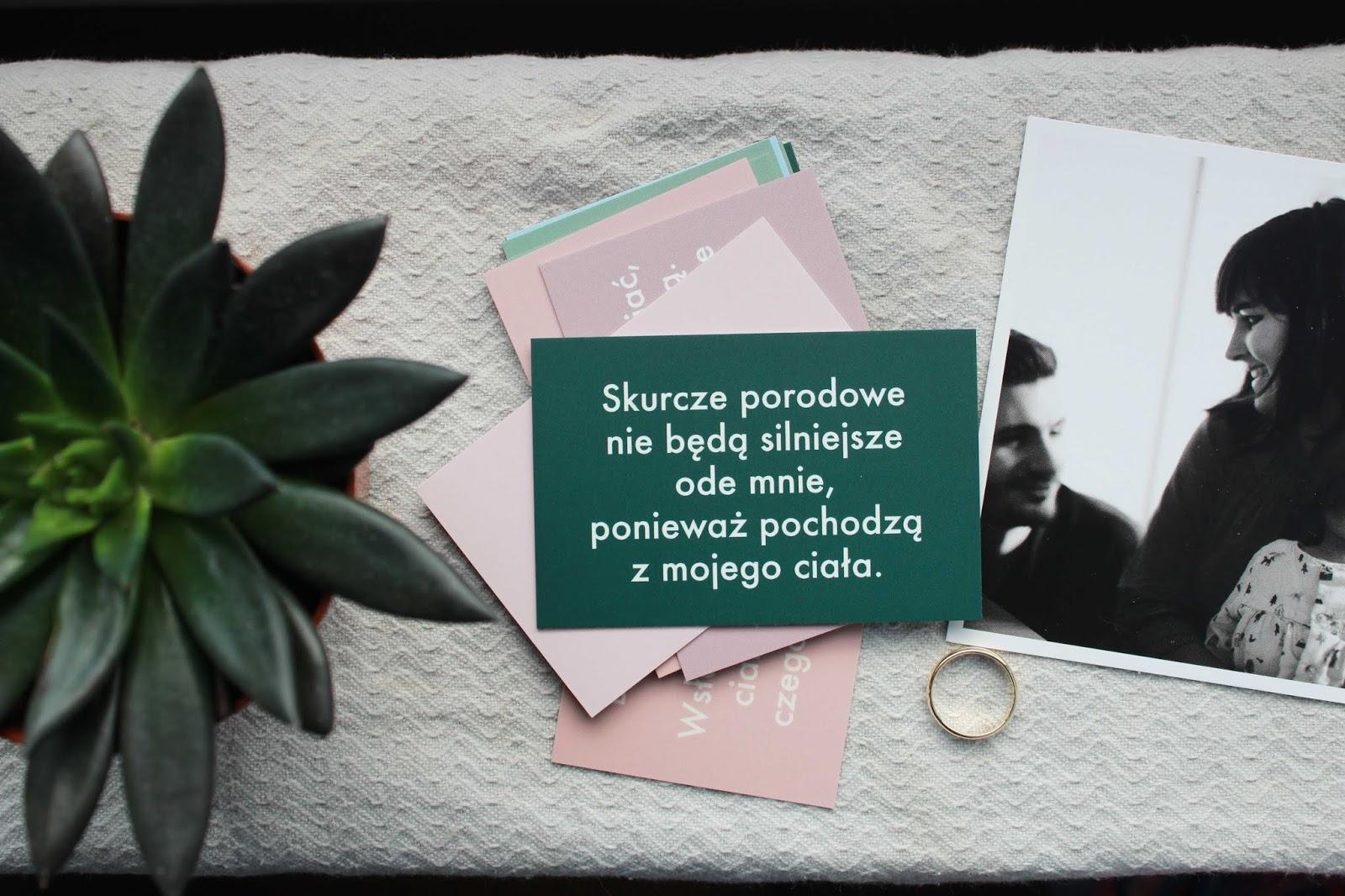 Mój produkt już w sprzedaży - karty dla kobiet w ciąży i mam małych dzieci.