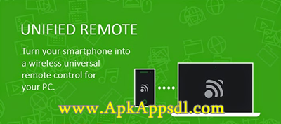 Download Unified Remote Apk v3.6.1 (Tools App) Latest Version