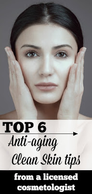 How to stop break-outs and pre-mature aging before they start: 6 tips to better skin