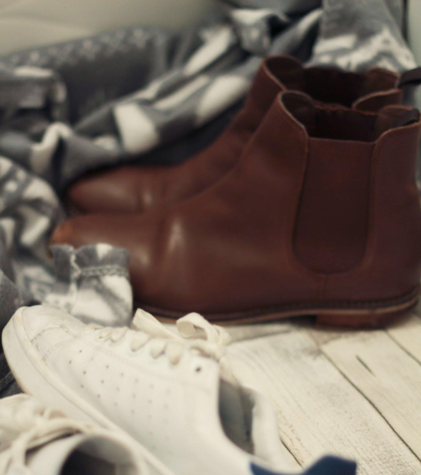 sales assistant survival tips - wear flat shoes