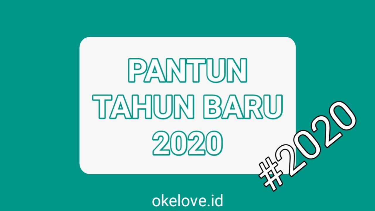 Pantun Ucapan Selamat Tahun Baru 2021