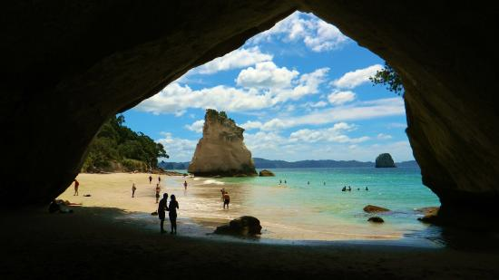 Cathedral Cove - Nueva Zelanda