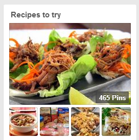 Pinterest Board Recipes, Dinner, Appetizers, Sides