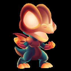 Power Dragon (Baby)