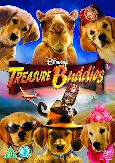 Treasure Buddies (2012) แก๊งน้องหมาตะลุยอียิปต์