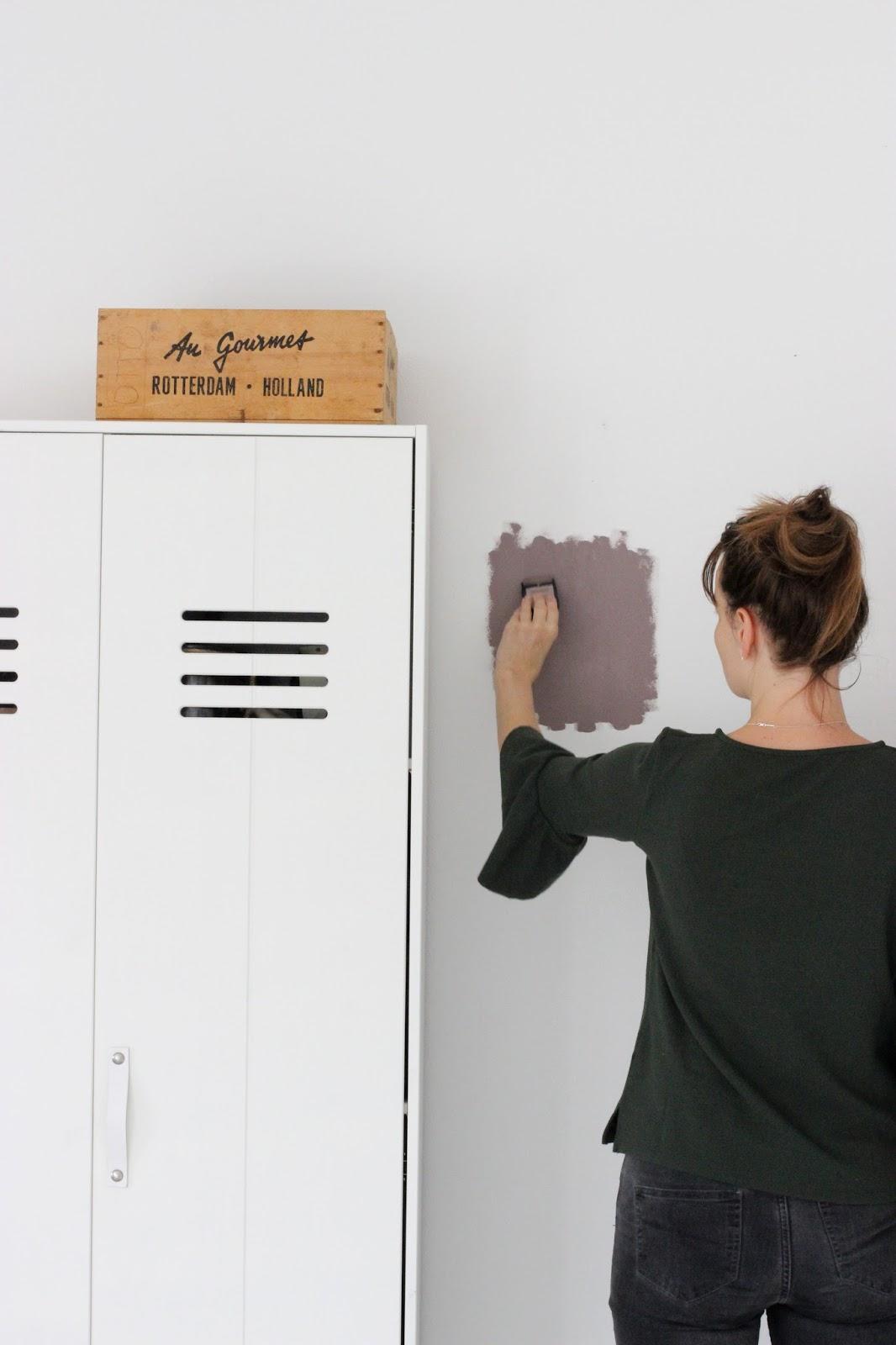 huisjeaandehaven flexa kleur van het jaar 2018 heart wood. Black Bedroom Furniture Sets. Home Design Ideas