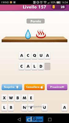 Emoji Quiz soluzione livello 157