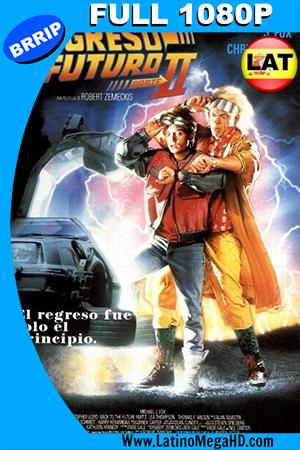 Volver al Futuro II (1989) Latino FULL HD 1080P ()
