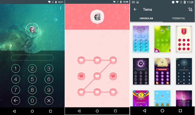 Screenshot AppLock Premium