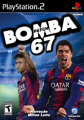 Download - Bomba Patch 67 (GeoMatrix) (PS2)