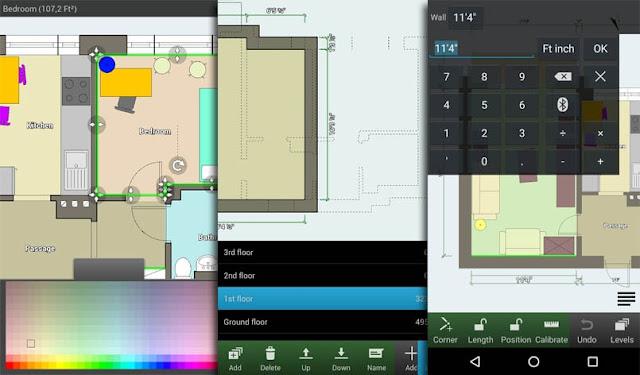 4 Aplikasi Desain Rumah Terbaik Untuk Android