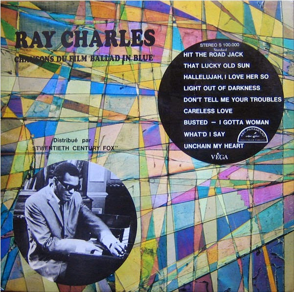 Ray Charles Video Museum: Ballad In Blue (aka Blues For