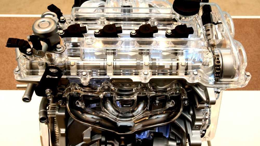 Hyundai Gamma engine