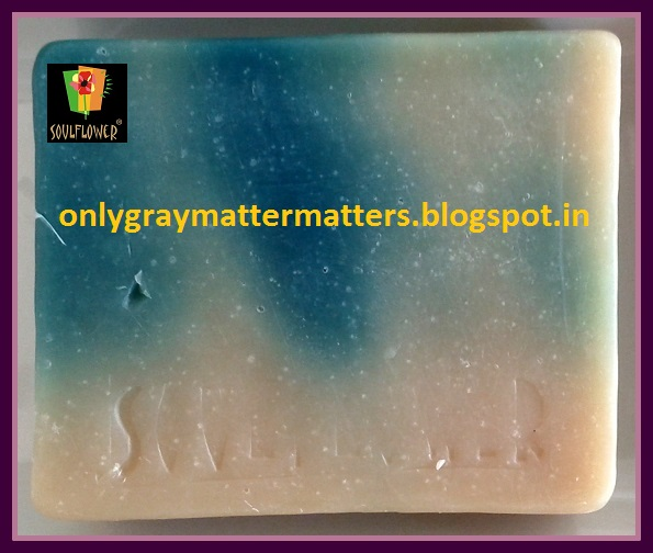 Soulflower Rosemary Lavender Sulphates free Shampoo Bar India Review