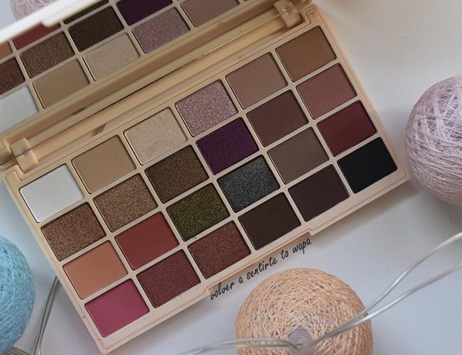 Paleta de Sombras de Ojos Makeup Revolution Soph X