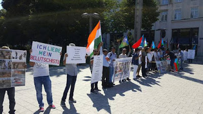 Human rights violation, Balochistan, India, Pakistan, Germany, China, Kashmir unrest, BrightSparks blog