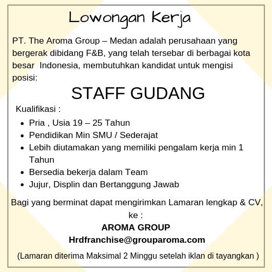 Loker Lulusan Sma Terbaru Medan April 2019 Lowongan Kerja