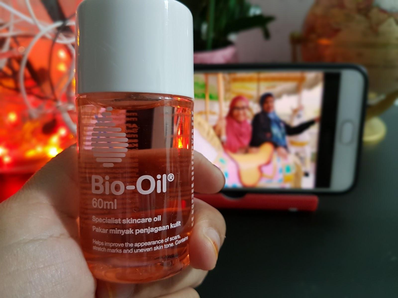 Bio-Oil Malaysia Meraikan Hari Ibu Dengan Kempen #sheisremarkable