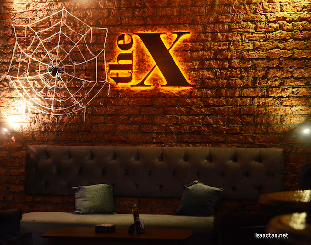 Cozy, nice and comfortable ambiance of The X, Bangsar