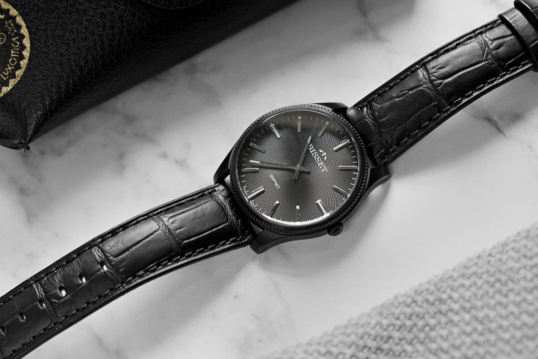 męski zegarek Bisset