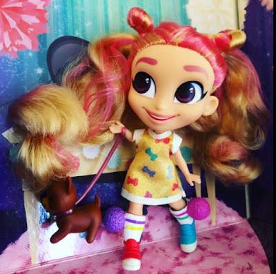 Hairdorables Kat