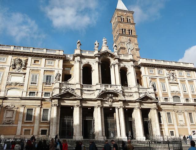 kościół, santa maria maggiore, rzym