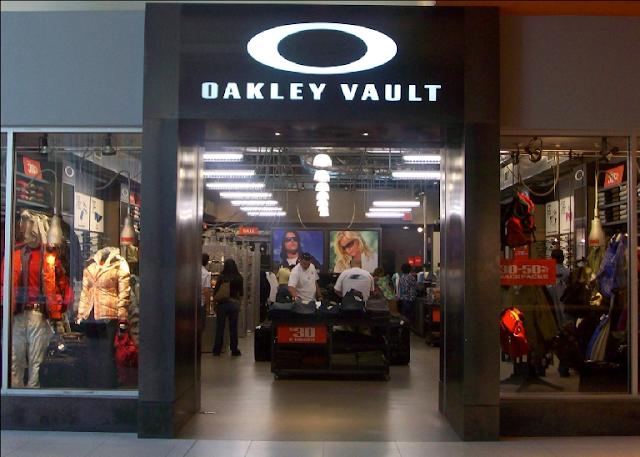 Lojas Oakley em Miami