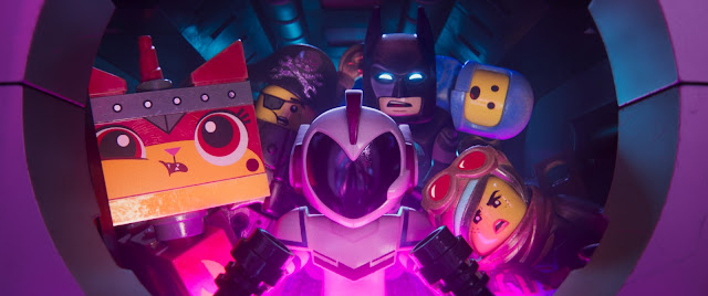 Chris Pratt Elizabeth Banks Alison Brie Stephanie Beatriz Will Arnett | The Lego Movie 2: The Second Part